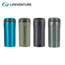 cdd9364cabf LifeVenture Stainless Steel Thermal Vacuum Flask Travel Camping Mug 300ml