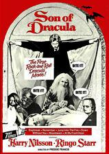 SON OF DRACULA (1974) Harry Nilsson/ Ringo Starr/ Peter Frampton DVD NTSC NEW