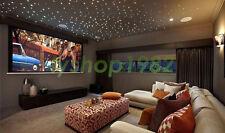 Starry sky fiber Optic light kit DIY optical fiber ceiling for house decoration