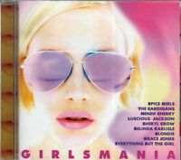 Girlsmania (1997 CD) Spice Girls/Blondie/The Cardigans/Neneh Cherry/Sheryl Crow