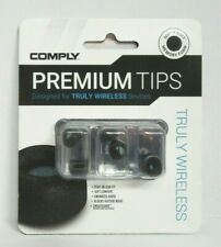 NEW Comply - Truly Wireless Pro Premium Earphone Tips - Black