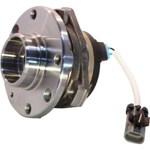 Front Wheel Bearing Hub Assembly For Holden Astra TS, ABS Sensor Ring, 4 Stud