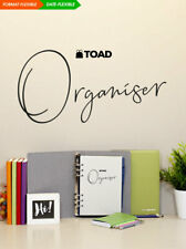 Personalised A5 Personal Organiser, Fits Filofax Refill, Formats Start Any Month