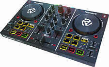 NUMARK PARTY MIX Dj Controller Midi Usb con 3 led RGB