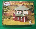 """ATLAS HO """"SIGNAL TOWER"""" PLASTIC MODEL KIT #704 New"""