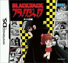 Nintendo DS Black Jack: Hi no Tori Hen Japan Game Anime Japanese