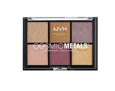 NYX COSMETICS Cosmic Metals Shadow Palette - Sealed - New Release