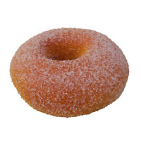 Realistic Artificial Fake Donut Bread Food Pretend Bakery Staging Props #A