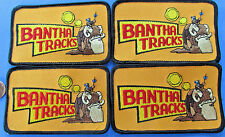 PATCH LOT of 4 Bantha Tracks - Tusken Raider PARTY FAVORS 2.5x4 in - Star Wars