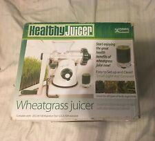 Juicer Lexen Healthy GP-27BX Wheatgrass Juicer
