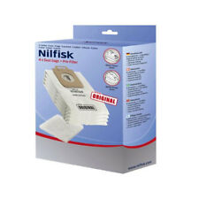 NILFISK genuine Power series & Select series Vacuum bags P10 P12 P40 107407639
