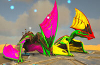 Ark Survival Evolved Xbox One PvE x2 Joker/Tropicana Mutated Tapejara Fert Eggs