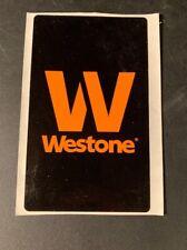 Westone In Ear Monitors Sticker / Decal