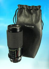 Tokina rmc 80-200mm 1:4 .5 para Pentax K objetivamente lens objectif - (80251)