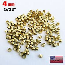 Ф4mm Hole Diameter Brass Compression Sleeve – 50 pcs