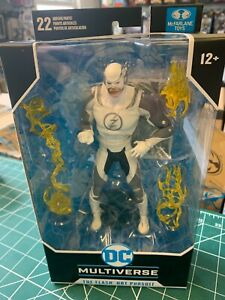The Flash Hot Pursuit Injustice 2 DC Gaming Multiverse McFarlane New, UK & MISB