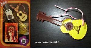 VINTAGE DAISY de MARY QUANT - Guitare - guitar -
