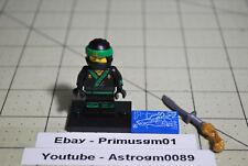 Lego Ninjago Movie Minifigure Lloyd Green Ninja 71019