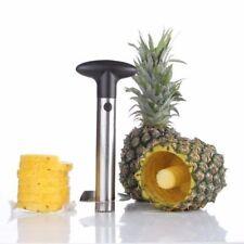 Pineapple Stainless Steel De-corer Peeler Slicer Cutter Spiral Slices