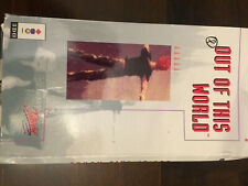 OUT OF THIS WORLD 3DO full package, game disk with booklet (worn outer box)