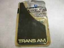 NOS GM, Tran Am splash guards mud flaps Pontiac 00997687