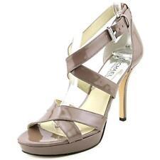 Zapatos de tacón de mujer Michael Kors color principal gris de charol