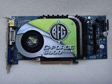 BFG nVidia GeForce 6800GS OC 256MB 256Bit GDDR3 AGP 8x DVI/VGA/TV Graphics Card
