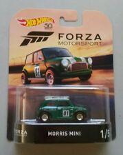 Hot Wheels 2018 Forza Motorsport Morris Mini 1/5