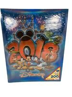 Disney Disney World 2018 Photo Album New Sealed Hold 200 4x6 Pictures Mickey