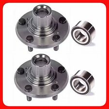 FRONT WHEEL HUB & BEARING FOR HONDA ODYSSEY 2005-2010 PAIR FAST SHIPPING