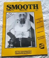 Smooth Magazine From Swish Publications No 77  Latex & Leather Fashion Magazine