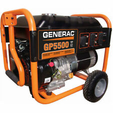 Never Started Generac GP5500 Portable Powered Generator - 5939