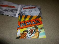 """Andreas gabalier, cd """"Mountain Man"""" & ORIG. AUTOGRAFO"""