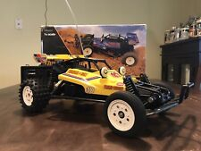 Nikko Thunderbolt F-10 RC Car Vintage with Box Tested Buggy Bison Rhino Works!