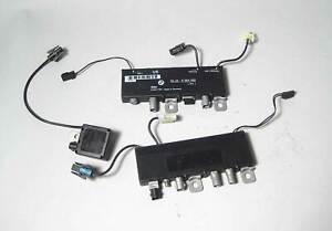 BMW E39 E38 Radio Antenna Amplifier Set 97 98 99 00 01 525i 528i 540i M5 740i