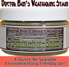Timberline Green Weathering Stain-4oz Doctor Ben's Scale Consortium *NEW* HOn3