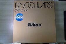 *Worldwideshipping* Nikon 7x50 SP IF WP Porro Prism Binoculars
