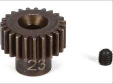 RC Accesorios Piñón 23 dientes 48DP con M3 X 3mm Tornillo VTR232032