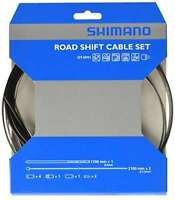 Shimano shift cable set for load SUS black Y60098022 F/S from JAPAN