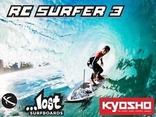 "UPGRADE Parts Kit for 2016 Kyosho ""Lost"" V3  Rc Surfer for High Performance !"