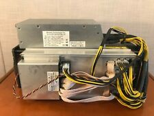 used Antminer L3 Scrypt Litecoin Miner 504MH and Bitmain Power Supply