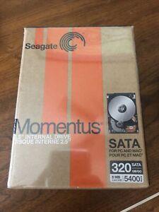"""Seagate Momentus 320GB Internal 5400RPM 2.5"""" (ST903203N1A2AS-RK) HDD"""