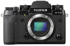 Fujifilm X-T2 Black 24.0 MP Mirrorless Digital Camera Body from Japan [EX+++]