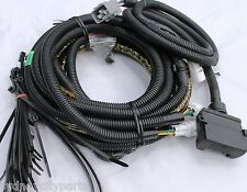 TOYOTA LANDCRUISER 70 SERIES TOWBAR WIRING HARNESS FROM SEPT 09> NEW GENUINE