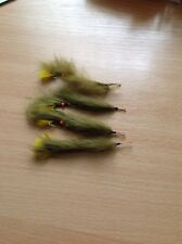 Weed Fly Trout Fly Fishing Lure Olive