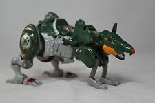 1999 Transformers Beast Machines RATTRAP Heroic Maximal Rat