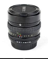Lens Sigma FISHEYE Filtermatic 16mm f2.8  for Pentax K