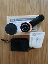 238° Professional HD Support Wide Angle Clip On Lens For Smartphones