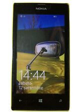 Smartphone Nokia Lumia 520 Windows phone giallo