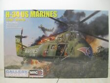Gallery Models/Mrc 1/48 H-34 U.S.Marines Helicopter #64101 factory sealed